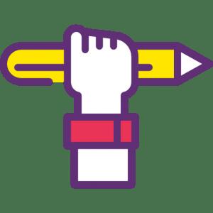 Oficina de Escrita ícone 2020