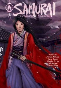 A Samurai: Primeira Batalha capa Mylle Silva